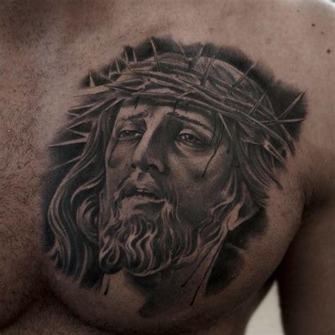jesus gamez tattoo 55 best jesus christ tattoo designs meanings find
