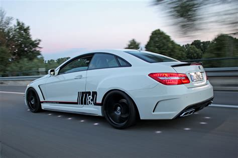 mercedes e500 coupe m d exclusive cardesign transforms mercedes e500 coupe