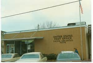 salem ar post office photo picture image arkansas