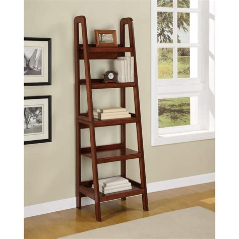 ladder bookcase uk harlan ladder style bookcase ebay
