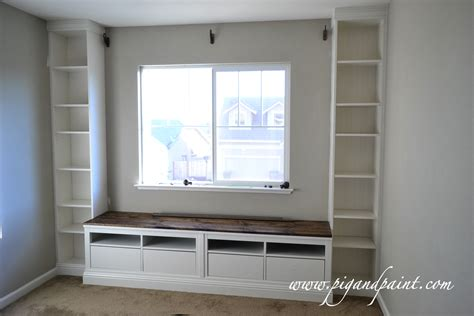 window seat bench pig and paint nursery window seat bench cushion
