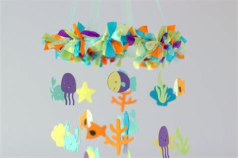 finding nemo mobile sea creatures disney s finding nemo nursery mobile