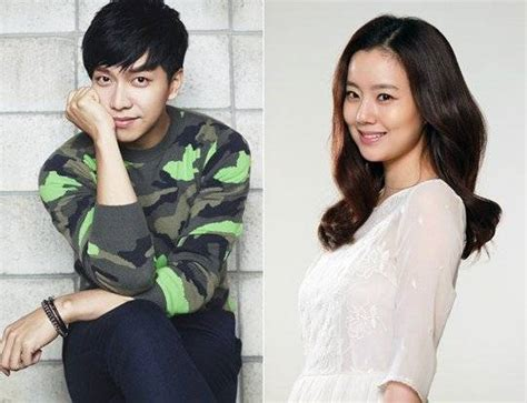 lee seung gi and moon chae won lee seung gi and moon chae won cast as leads in romance