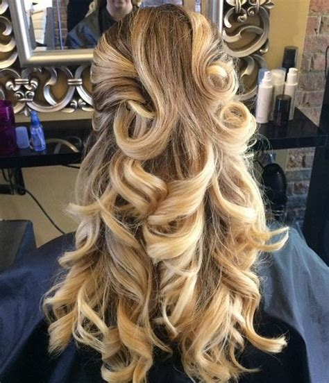 hairstyles for prom half up half down bow min hairstyles for prom hairstyles for long hair half up