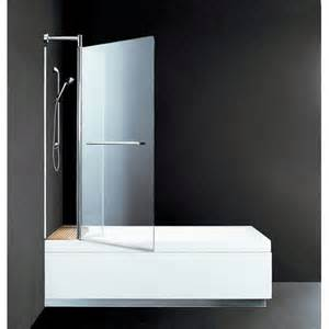 ecran de baignoire 224 deux parois pivotantes cesana spa
