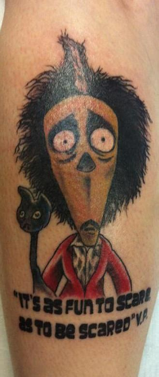 Tattoo Prices Brton | the gallery for gt vincent tim burton tattoo