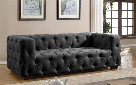Dark Grey Tufted Sofa Www Energywarden Net Buy Tufted Sofa