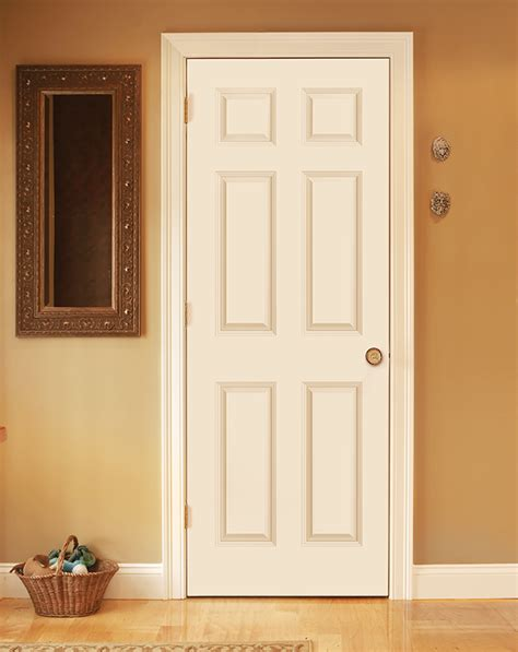 Interior Six Panel Doors 6 Panel Interior Doors Craftwood Products For Builders And Designers In Chicago
