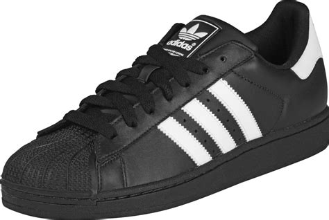 Adidas Superstars adidas superstar 2 schoenen zwart wit zwart
