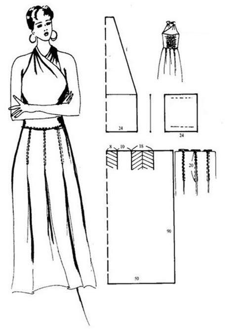 Kroj Za Haljinu | kroj za haljinu krojevi za šivenje haljine 1