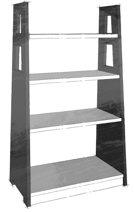 Increase Shelf by Variations On Limbert S No 346 Magazine Stand 1910 Craftsman