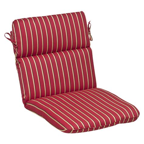 striped patio cushions gold striped sunbrella outdoor cushion collection
