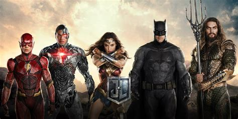 film justice league full justice league screen rant