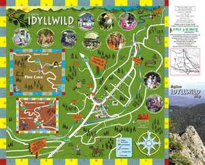issuu explore idyllwild map 2013 by idyllwild town crier