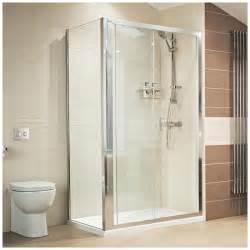 1000mm sliding shower door lumin8 1000mm sliding shower door