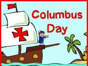 columbus day teach123