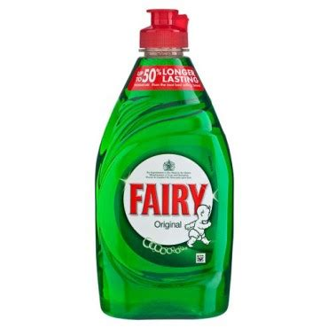 Office Ideas by Fairy Washing Up Liquid Original