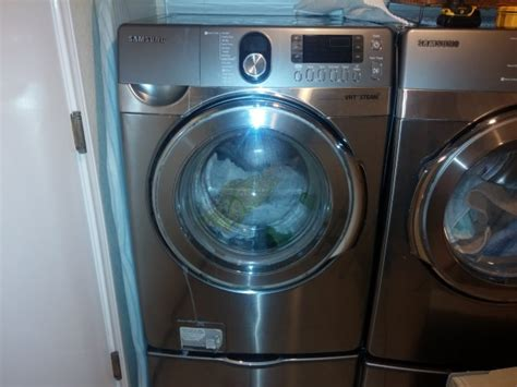front door washer washer gasket repair samsung front load sdacc