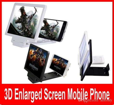 Enlarged Screen 3d For Mobile Phone Best Seller best 3d enlarged screen glass lifier display f1 3d