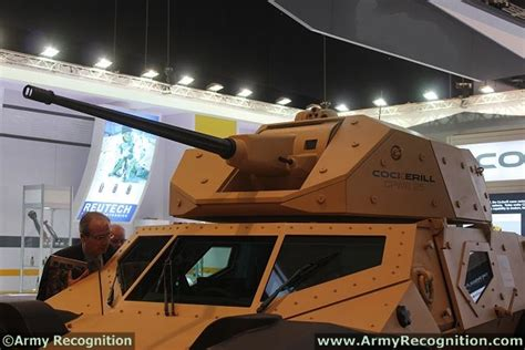 latest technology mediums to look for the latest cmi defence shows latest technology with cockerill medium