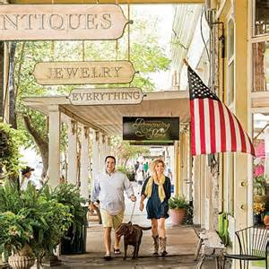 best small towns in america to live small town we love fredericksburg texas