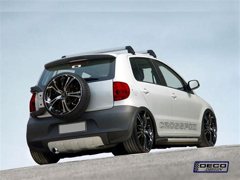 Auto Tuning Vox by Vw Cross Fox Tuning By Dcdeco On Deviantart