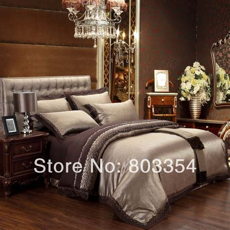 luxury king size bed cheap luxury bedding sets silk quilt duvet cover sets