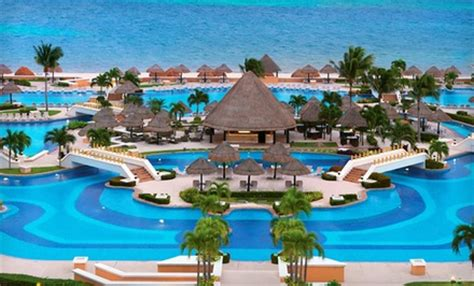 cancun vacation with airfare groupon getaways