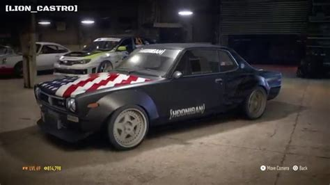 Ken Block Mk2 by Need For Speed 2015 Ken Block S Ford Mk2 Rs