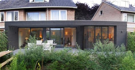 hoekwoning interieur verbouwen architect arend groenewegen verbouwing ritme in hout 20