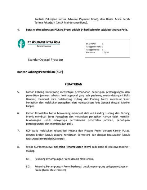 Berita Acara Kronologi by Cabang