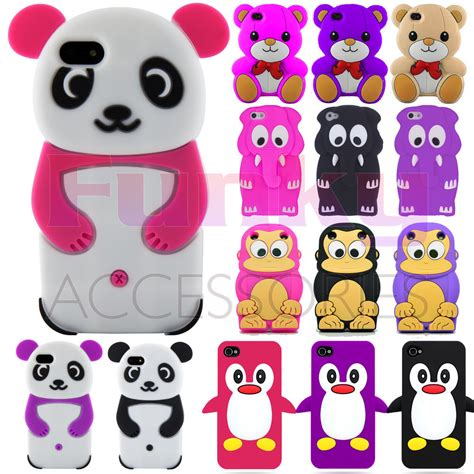 Casing Hp Samsung J3 Squishy 3d Soft Silicon funky humorous soft animal 3d silicone skin cover ebay