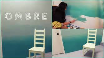 Diy Bedroom Painting Ideas Appealing Ombre Concept Applied For Diy Wall Painting At