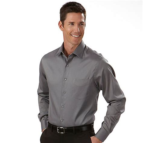heusen dress shirts mens sateen sleeve dress shirts
