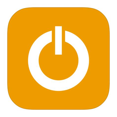 Powered Search Metroui Power Icon Icon Search Engine