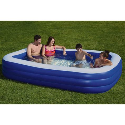 backyard pools walmart my sunshine 120x72 quot deluxe family pool walmart com