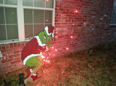the grinch grinch and cut outs on pinterest
