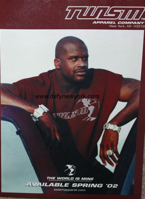 Hoodie Shaquille O Neil Shaq H01 Shaquille O Neal S Clothing Line Twism The World Is Mine
