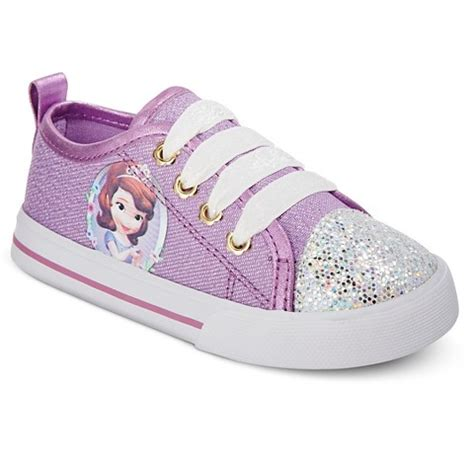 sofia the sneakers toddler sofia the glitter canvas sn target