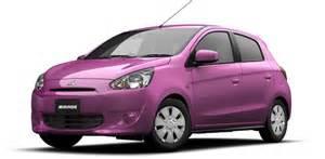 Purple Mitsubishi Pin Purple Mirage On