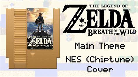 zelda gmail theme the legend of zelda breath of the wild main theme nes