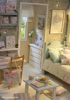 room diorama   blythe pullip momoko barbie
