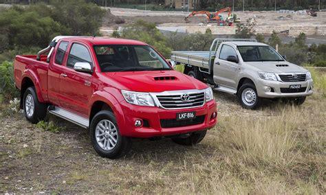 Toyota Hilux 2014 2014 Hilux Diesel Autos Weblog