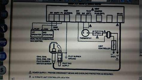 honeywell s8610u3009 wiring diagram honeywell pilot valve