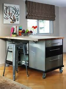 Industrial Style Kitchen Islands by Creating An Eclectic Kitchen In 5 Steps