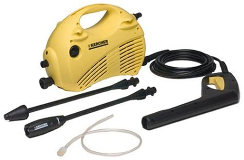 karcher capacitor problems electric pressure washers karcher k245 electric pressure washer