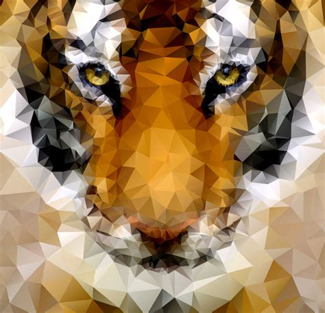 poly pattern ai how to create geometric low poly art the easy way