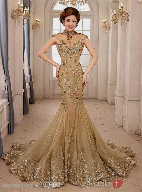 In Gold Dress plus size gold wedding dresses naf dresses