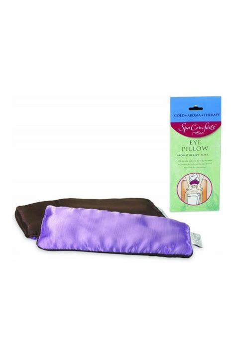 spa comforts spa comforts eye pillow from pennsylvania by kimman s co