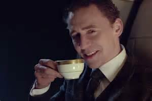 Vanity Fair Tom Hiddleston Tom Hiddleston In Jaguar Bowl Spot Vanity Fair